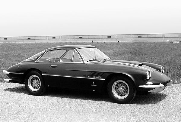 1962 Ferrari 400 Superamerica Superfast IV - Promotional Photo Poster