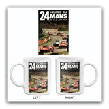 1964 24 Hours Of Le Mans - Promotional Advertising Mug