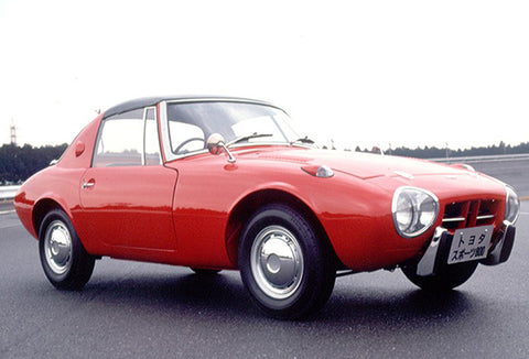 1965 Toyota Sports 800 - Promotional Photo Poster