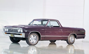 1967 Chevrolet El Camino SS - Promotional Photo Poster