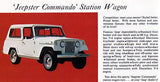 1967 Jeep Jeepster Commando Station Wagon - Promotional Advertising Mug