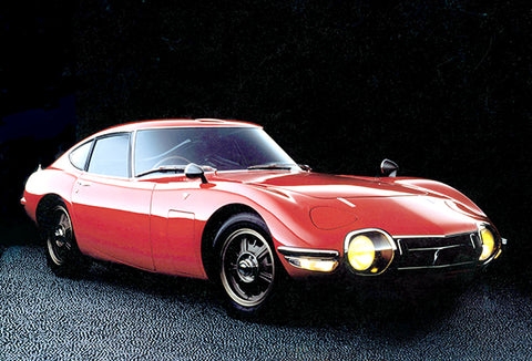 1967 Toyota 2000GT - Promotional Photo Poster