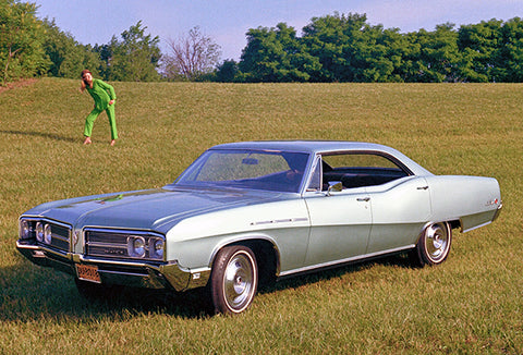 1968 Buick LeSabre - Promotional Photo Poster
