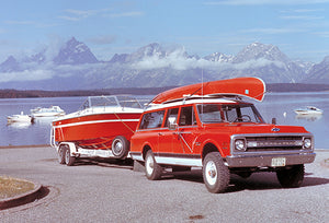 1968 Chevrolet Suburban - Promotional Photo Poster