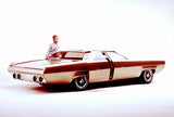 1969 Chrysler 70x Concept Car - Promotional Photo Poster