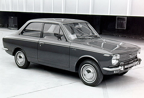 1969 Toyota Corolla - Promotional Photo Poster