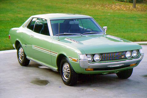 1971 Toyota Celica - Promotional Photo Poster