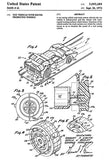 1972 - Hot Wheels - Toy Car - O. S. Smith - Patent Art Mug