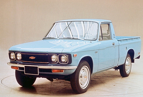 1972 Chevrolet LUV Pick-Up - Promotional Photo Poster