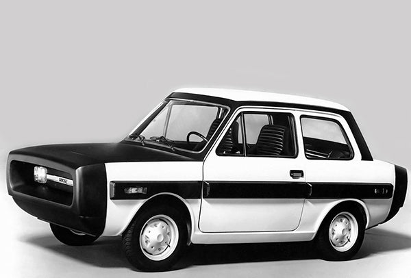 1972 Fiat ESV 1500 - Promotional Photo Poster