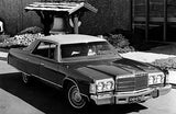 1975 Chrysler New Yorker Brougham Hardtop Sedan - Photo Poster