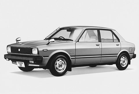 1978 Toyota Tercel - Promotional Photo Poster
