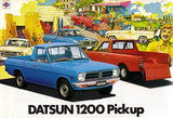 1980 Datsun 1200 Pickup - Promotional Advertising Mug