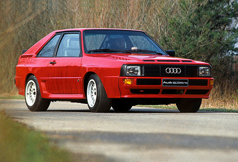 1984 Audi Sport Quattro - Promotional Photo Poster