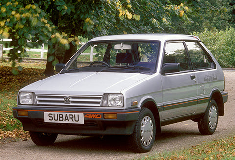 1984 Subaru R2 - Promotional Photo Poster