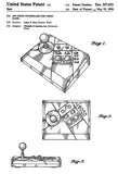 1990 - Nintendo - Joy Stick Controller For Video Game - L. N. Barr - Patent Art Mug