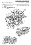 1994 - Multiple Configuration Toy Vehicle - K. A. Hippely - Patent Art Mug