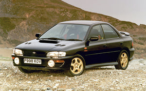 1995 Subaru Impreza Catalunya - Promotional Photo Poster
