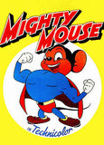 Mighty Mouse - POP Art Poster