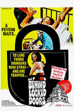 Behind Locked Doors - 1968 - Movie Poster