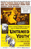 Untamed Youth - 1957 - Movie Poster