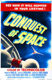 Conquest of Space - 1955 - Movie Poster