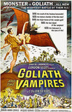 Goliath And The Vampires - 1961 - Movie Poster