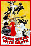 From China With Death - 1974 - Movie Poster
