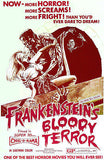 Frankenstein's Bloody Terror - 1968 - Movie Poster
