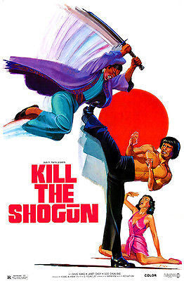 Kill The Shogun - 1975 - Movie Poster