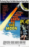 From The Earth To The Moon - 1958 - Movie Poster Mug