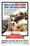 Angel Unchained - 1970 - Movie Poster