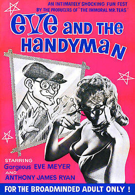 Eve and the Handyman - 1961 - Movie Poster
