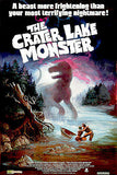 The Crater Lake Monster - 1977 - Movie Poster
