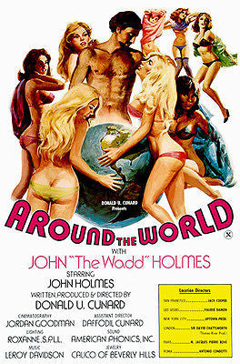 Around The World - 1975 - Movie Poster