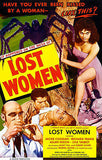 Mesa Of Lost Women - 1953 - Movie Poster