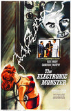 The Electronic Monster - 1958 - Movie Poster