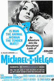Michael and Helga - 1968 - Movie Poster