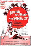Around The World With Nothing On - 1963 - Movie Poster