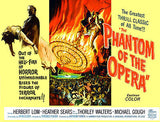 The Phantom Of The Opera - 1962 - Movie Poster