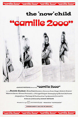 Camille 2000 - 1969 - Movie Poster