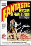Fantastic Invasion of Planet Earth - 1966 - Movie Poster