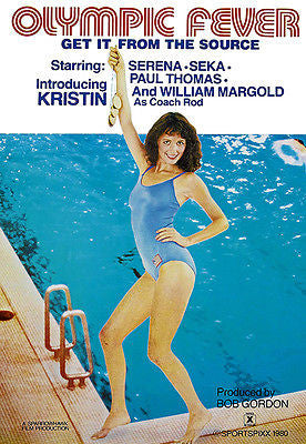 Olympic Fever - 1979 - Movie Poster