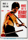 Bruce Lee's Deadly Strike - 1978 - Movie Poster