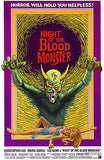 Night of the Blood Monster - 1970 - Movie Poster