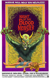 Night of the Blood Monster - 1970 - Movie Poster Mug