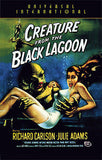 Creature From the Black Lagoon - 1954 - Movie Poster