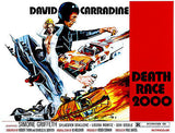 Death Race 2000 - 1975 - Movie Poster