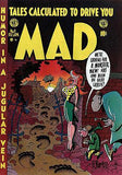 MAD Magazine #8 - December / January 1953 Cover Magnet