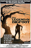 The Legend of Bigfoot - 1976 - Movie Poster